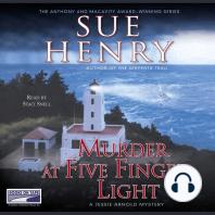 Murder at Five Finger Light