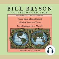 Bill Bryson Collector's Edition