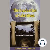 The Graduation of Jake Moon