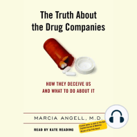 The Truth About the Drug Companies