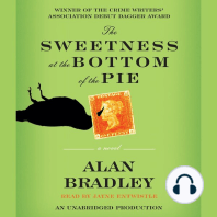 The Sweetness at the Bottom of the Pie: A Flavia de Luce Mystery, Book 1
