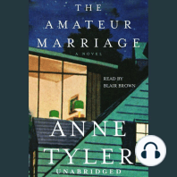 The Amateur Marriage