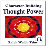 Character-Building Thought Power
