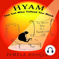 Hyam, the Cat Who Talked Too Much