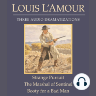 Strange Pursuit | Marshal of Sentinel, The | Booty for a Bad Man