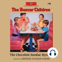 The Chocolate Sundae Mystery