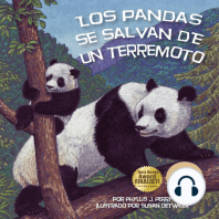 Los pandas se salvan de un terremoto