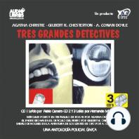 Los Tres Grandes Detectives