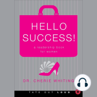 Hello, Success!: A Leadership Book for Women