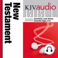 KJV Audio Bible, Pure Voice New Testament