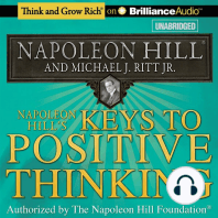 Napoleon Hill's Keys to Positive Thinking