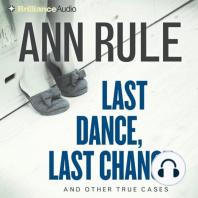 Last Dance, Last Chance