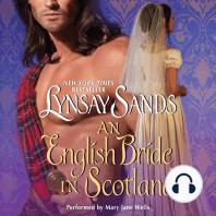 An English Bride in Scotland