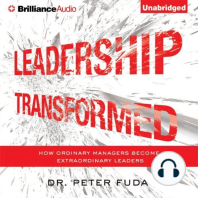 Leadership Transformed