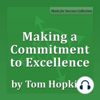 Making a Commitment to Excellence