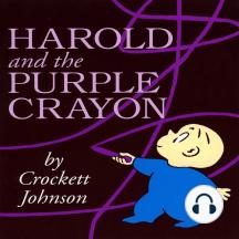 Harold & The Purple Crayon