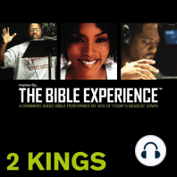 Inspired By ... The Bible Experience: 2 Kings