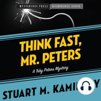 Think Fast, Mr. Peters