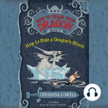 how to train your dragon audiobook gift set #2