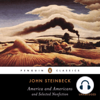 America and Americans and Selected Nonfiction