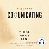 The Art of Communicating