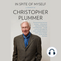 In Spite of Myself: A Memoir