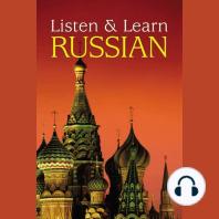 Listen & Learn Russian