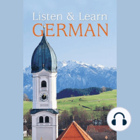Listen & Learn German