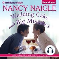 Wedding Cake and Big Mistakes