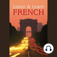 Listen & Learn French