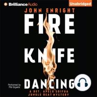 Fire Knife Dancing