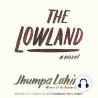 The Lowland: A Novel