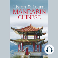 Listen & Learn Mandarin Chinese