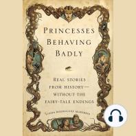 Princesses Behaving Badly