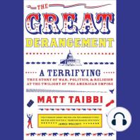 The Great Derangement