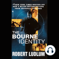 The Bourne Identity (Jason Bourne Book #1)