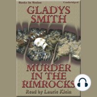 Murder In The Rimrocks