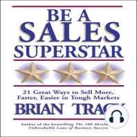 Be a Sales Superstar