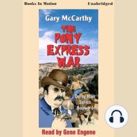 The Pony Express War