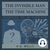 The Invisible Man, The/Time Machine