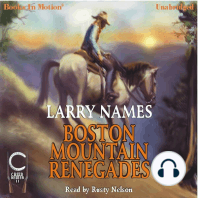 Boston Mountain Renegades