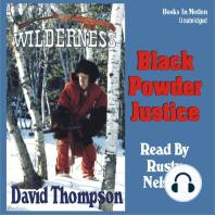 Black Powder Justice