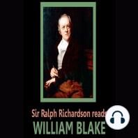 Sir Ralph Richardson reads William Blake