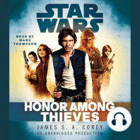 Honor Among Thieves (Star Wars Legends)