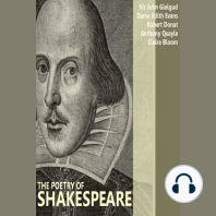 The Poetry of Shakespeare