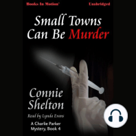 Small Towns Can Be Murder
