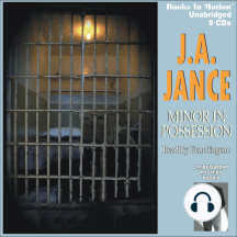 Minor in Possession: J.P. Beaumont, Book 8