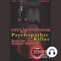 Psychopathic Killer