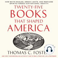 Twenty-five Books That Shaped America