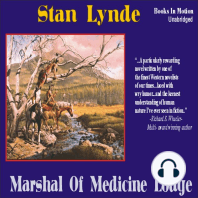 Marshall of Medicine Lodge